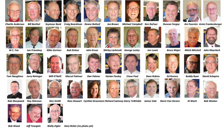 2019 membership roster