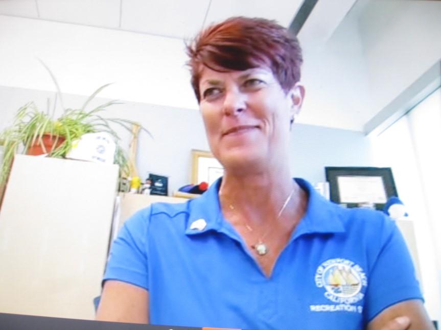 Newport Beach Speaker Laura Detweiiler