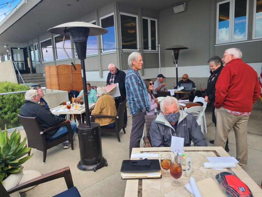 Outdoor Exchange Club Meeting